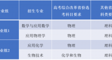 同济大学2020年强基计划招生简章