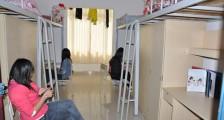 江西省商务学校学校环境 宿舍条件