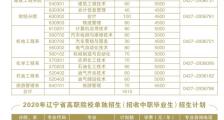 盘锦职业技术学院2020年普通高考招生简章